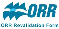 ORR Revalidation Form